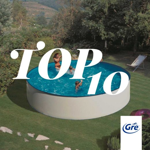 Gre's best-selling pools