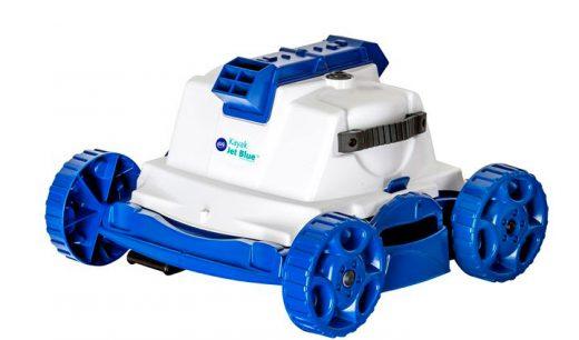 robot de gre para la limpieza de la piscina