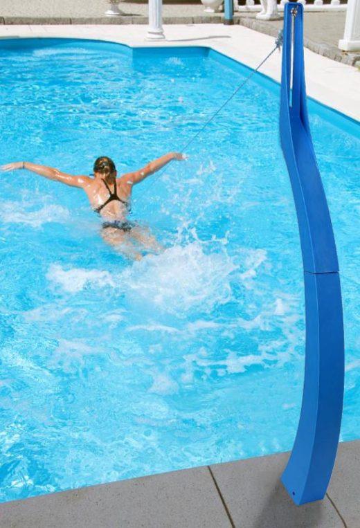 nadar en piscinas pequeñas con pool athlete