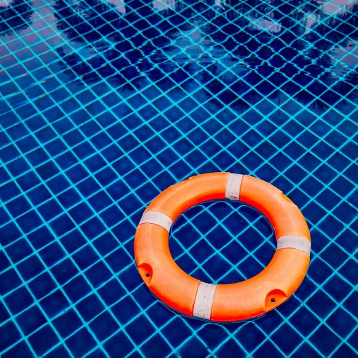 accesorios para safety in the swimming pools