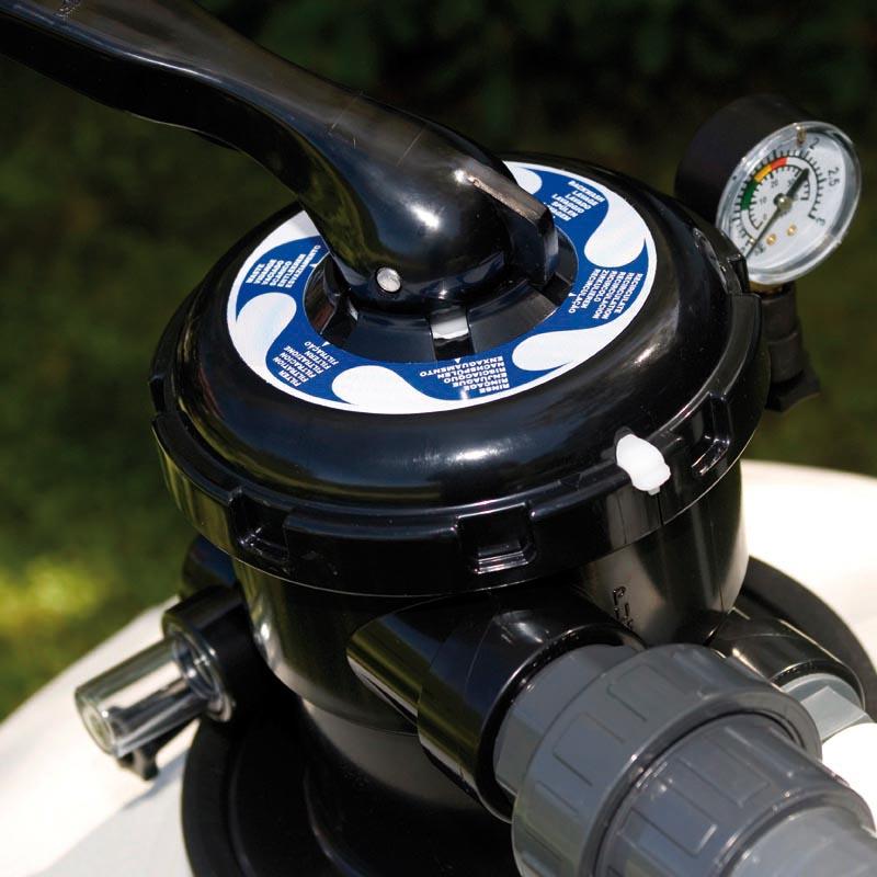 valvula de la depuradora de arena GreGre's pool sand filter valve