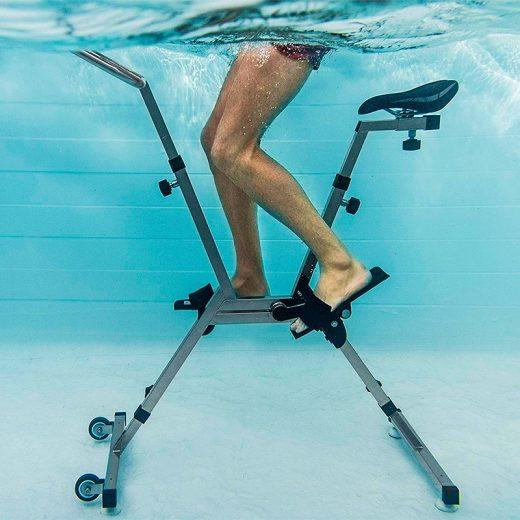 concurso bicicleta acuática
