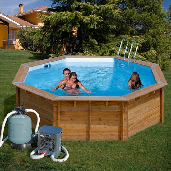 Mini Heat Pump Pool Water Heating