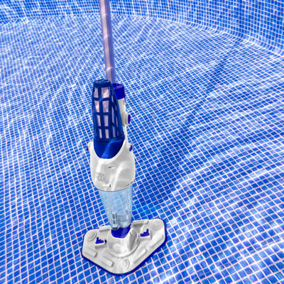 electric battery cleaner for swimming pool cleaning