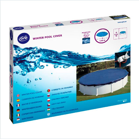Winter Cover for Gre Round Pool Box