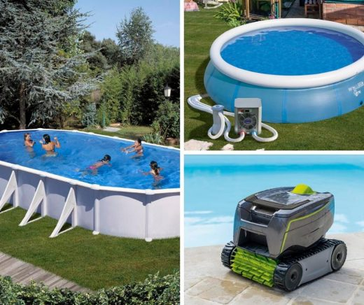 most sell pools and pool accesories