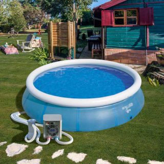 [es:]Instalar bomba de calor para piscina[en:]Heat Pool Pump Installation