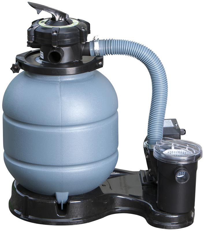 sand filter for detachable pools