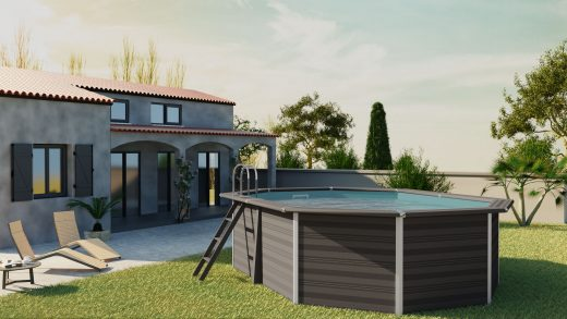 Composite pools vs. traditional wooden pools