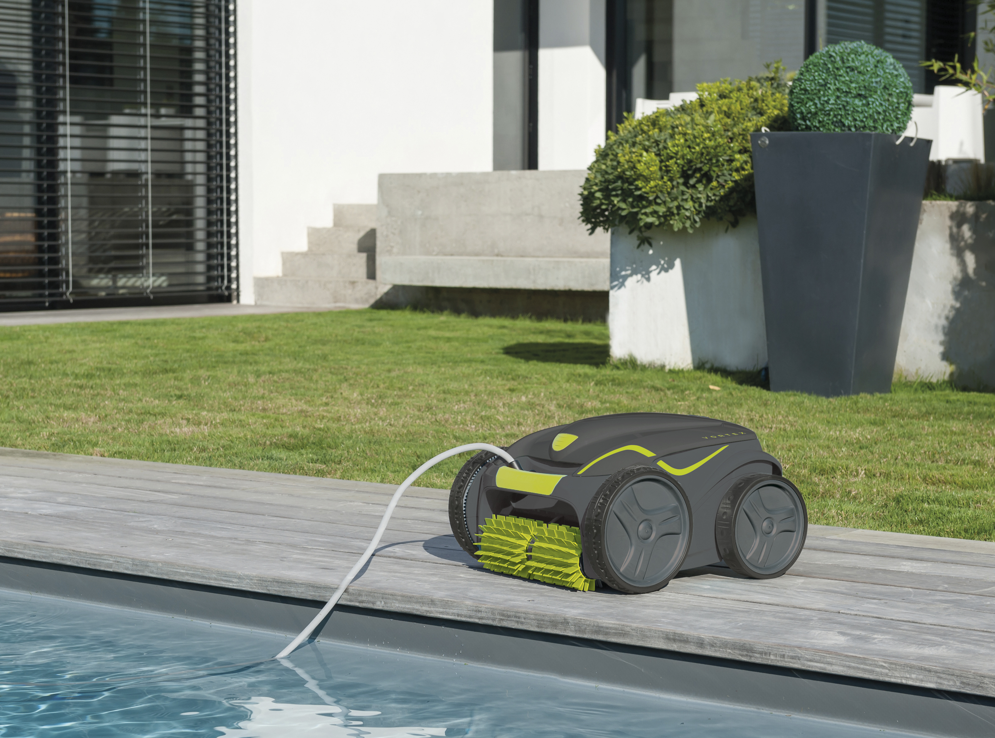 Limpiafondos para tu piscina desmontable