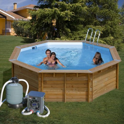 Swimming pool heat pumps: enjoy your pool all year round